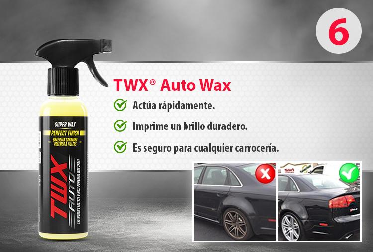 TWX® Auto Paquete de 6 Premium Productos Para su Automóvil