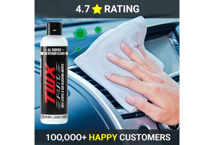 TWX® Auto Interior - Desinfecta, limpia y destruye virus, gérmenes y bacterias